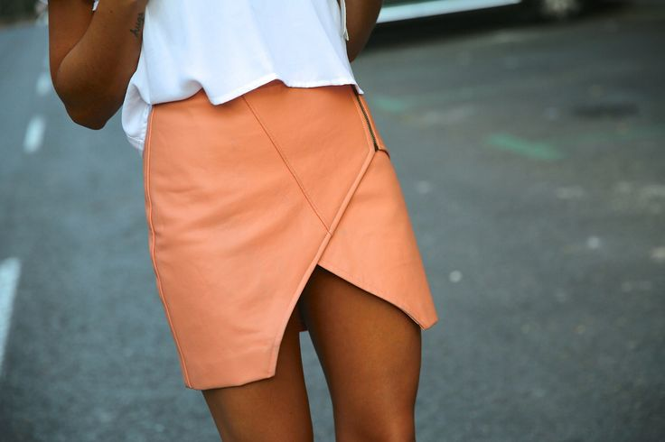 Love the color and cut...If I didn't have such chunky monkey legs I would totally wear this!!