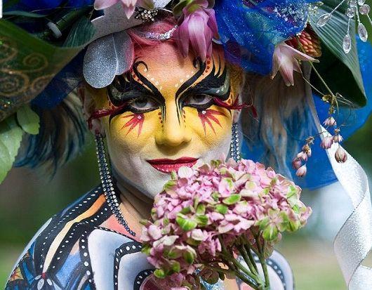 Lo mejor del Festival Mundial de Pintura Corporal, Austria