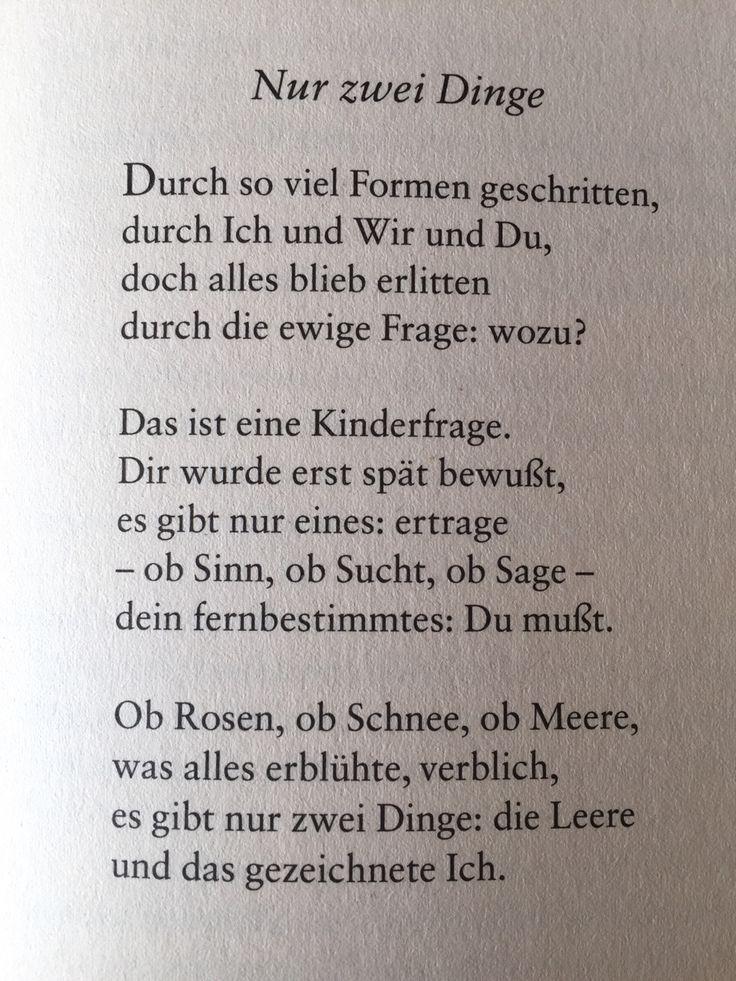 """gedichteausderwelt: """"""""Nur zwei Dinge"""" von Gottfried Benn auch hier in gesprochener Version zu hören! """""""