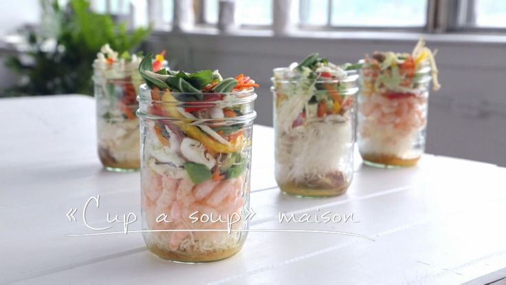 « Cup a soup » maison | Cuisine futée, parents pressés