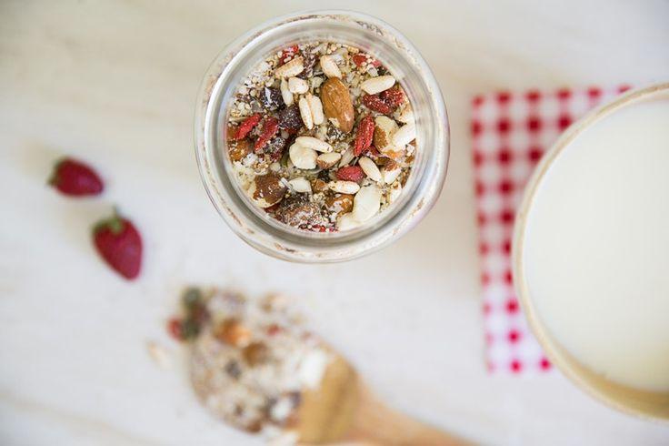 A Gluten Free Muesli Recipe You'll Love | Move Nourish Believe