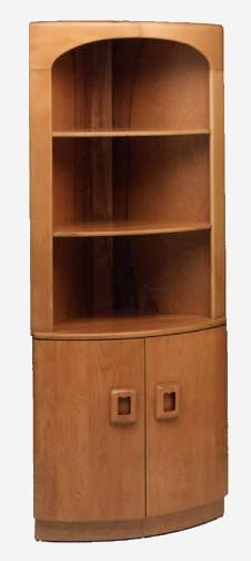 Image Detail For Heywood Wakefield Dining Room Furniture Corner Cabinet