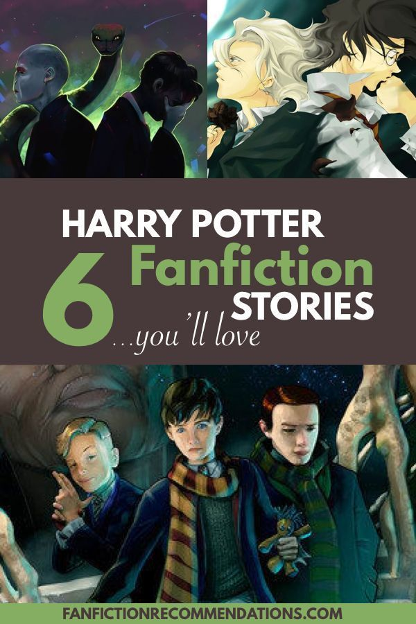 6 Of The Most Moving Harry Potter Fanfiction Stories Of 2018 Fan Fiction Stories Best Harry Potter Fanfiction Harry Potter Stories