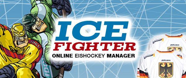 Ta kontroll över ditt eget hockeylag och ta hand om alla aspekter av laget i online hockey manager.