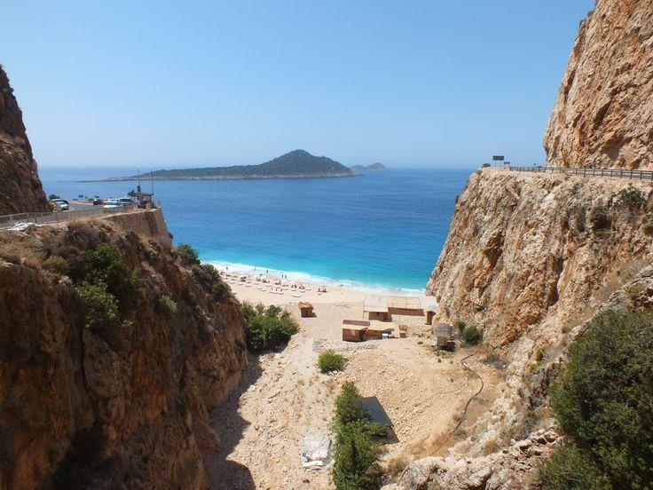 Türkiye / Antalya - Kaputaş Beach