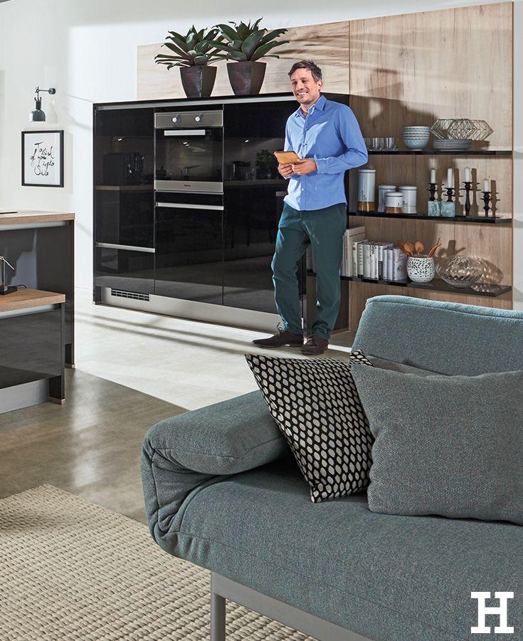 Wir Lieben Offene Wohnküchen... #küche #idee #einrichtung