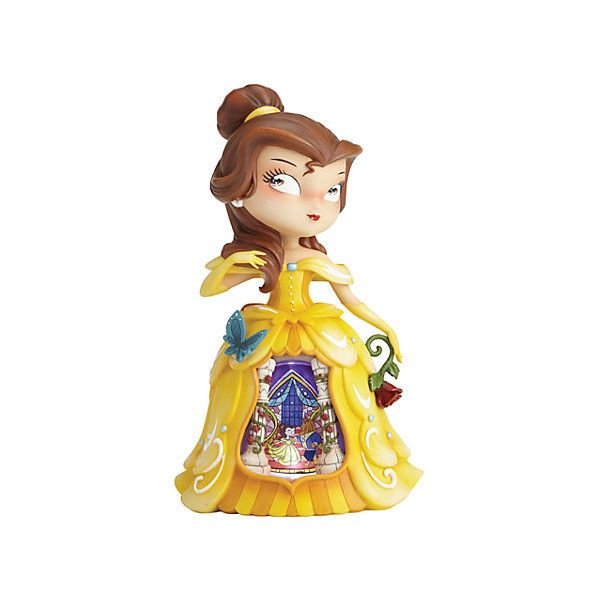 Miss Mindy Light-Up Belle Figure ($120) found on Polyvore featuring home, home decor, disney home decor, disney figure, disney figurines, yellow home decor and yellow home accessories