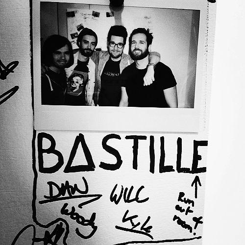 bastille wild world us tour