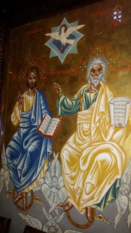 Αγία Τριάδα στην Βούλα Αττικής