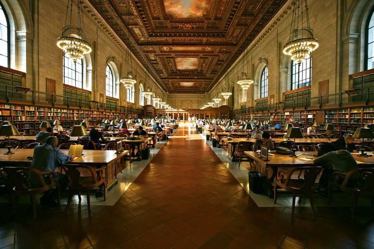 The New York Public Library, New York – Sharla Thompson