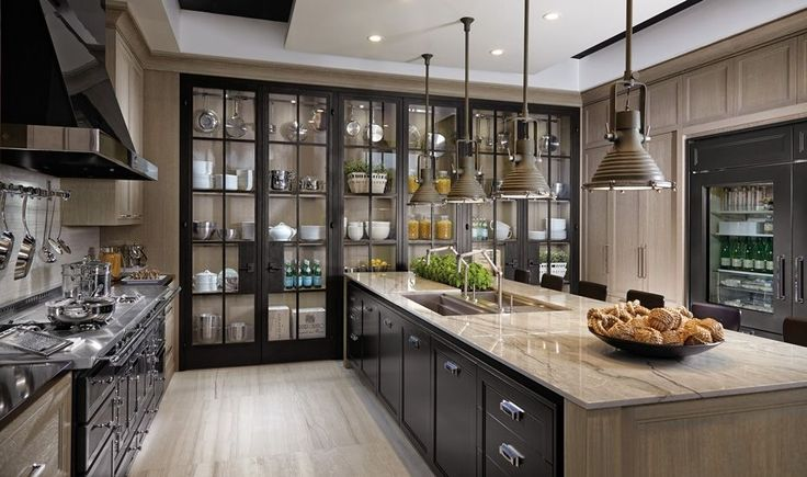 Transitional photo gallery downsview kitchens and fine Custom kitchens pictures
