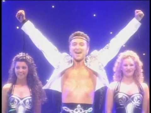 Michael Flatley - Lord of the Dance finale. I saw him in Lord of the Dance twice on stage and the beauty of the finale brought tears to these Irish Eyes both times! Lord of the Dance is an Irish musical and dance production that was created, choreographed, and produced by Irish-American dancer Michael Flatley, who also took a starring role. The music for the show was written by Ronan Hardiman.