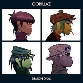 Gorillaz - Demon Days. Saw this on amazon for $200 and I hope to christ I can find one for way cheaper somewhere else...