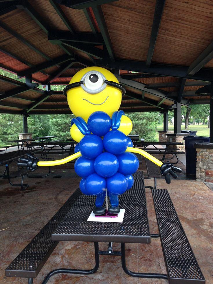 Best minion balloons ideas on pinterest despicable