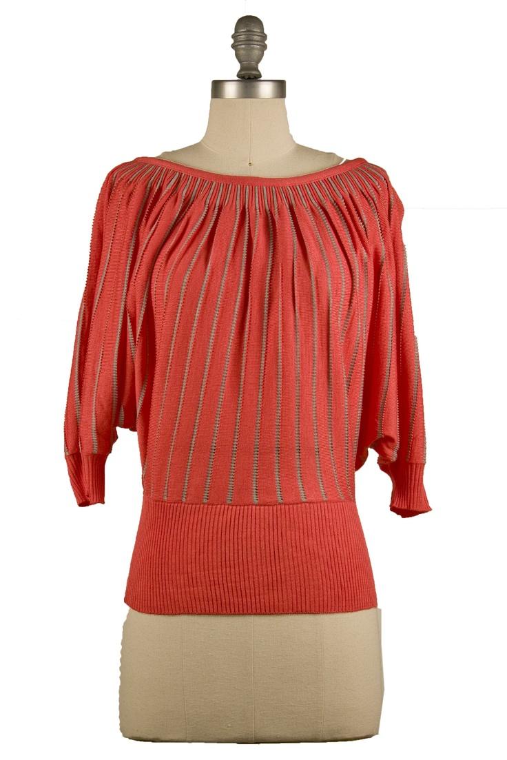 The Peach Bellini Sweater
