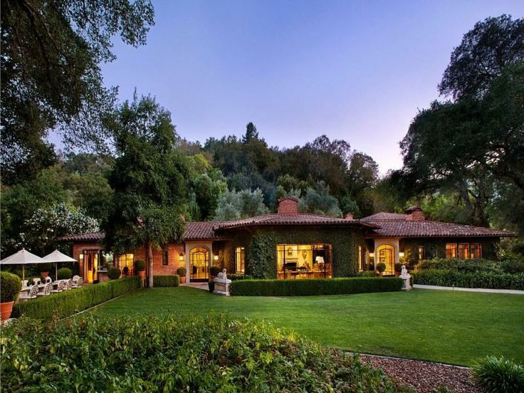 """This world-class 32 room residential masterpiece, recently named International Property Awards """"Best Estate in the United States,"""" is a secluded oasis of relaxed wine country luxury resting on approx. 20 acres overlooking the breathtaking Napa Valley and acres of world-class vineyards."""