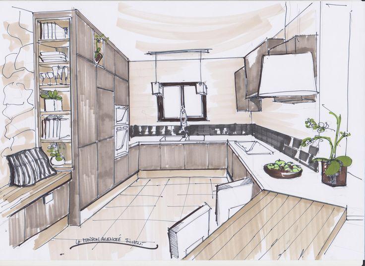 17 best images about on pinterest - Cuisine architecte d interieur ...