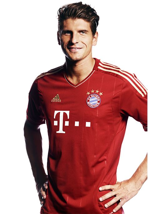 Mario Gomez - FCBayern #FCBayern #football #sports
