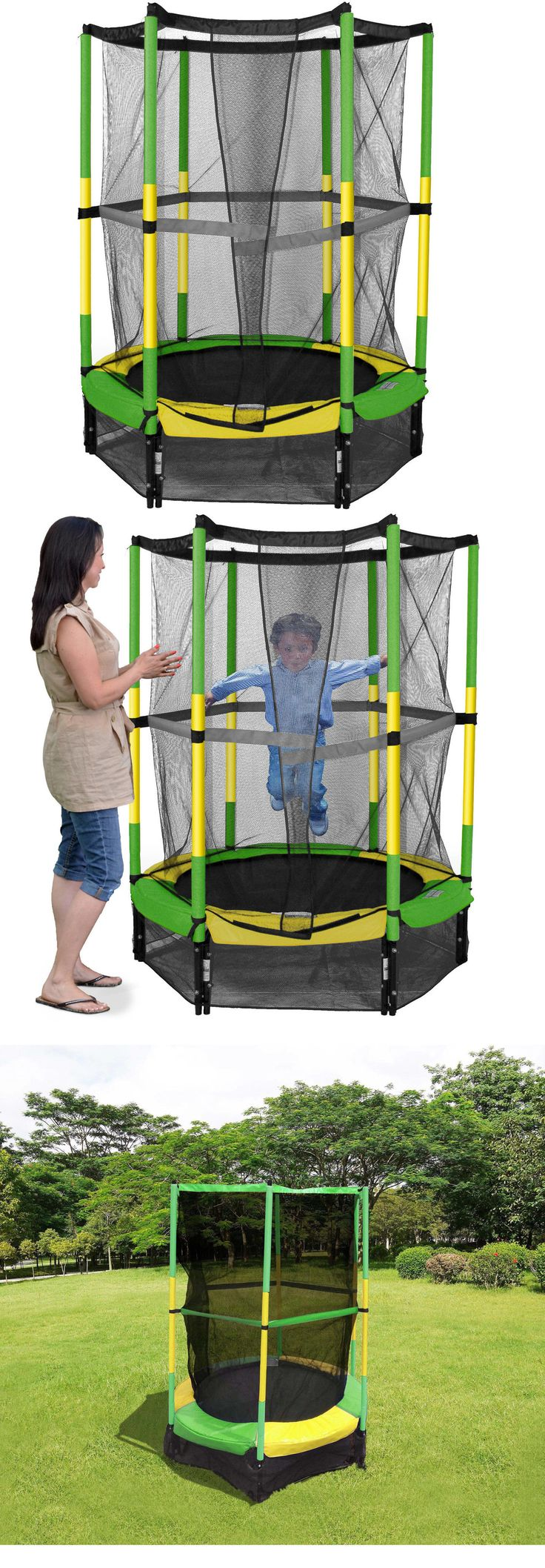Trampolines 145999: The Bounce Pro 55 My First Trampoline -> BUY IT NOW ONLY: $73.22 on eBay!
