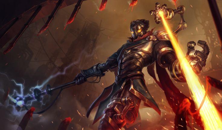 Виктор | League of Legends