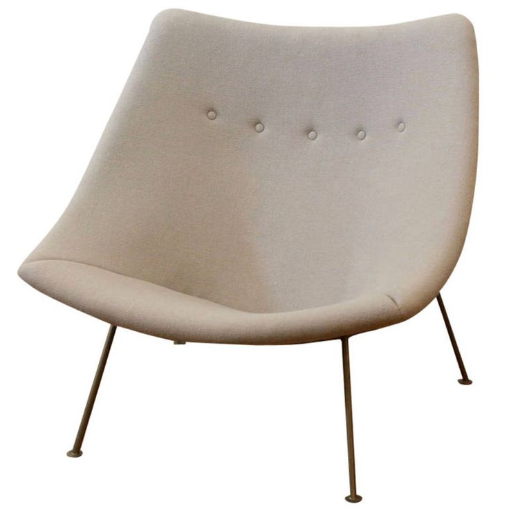 Oyster Chair By Pierre Paulin Nice Look