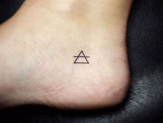 Tattoos And Their Meanings - Glyphs