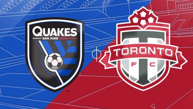 San Jose Earthquakes vs. Toronto FC |  MatchCenter