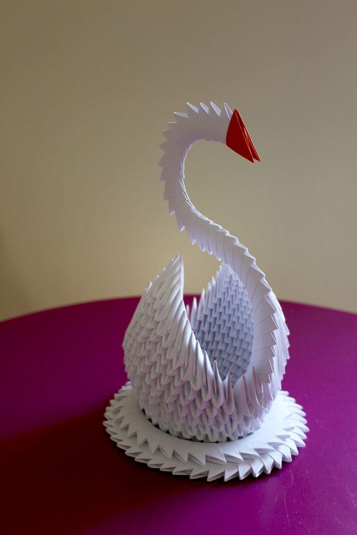 Bien-aimé Plus de 25 idées uniques dans la catégorie Origami 3d tutorial sur  CT91