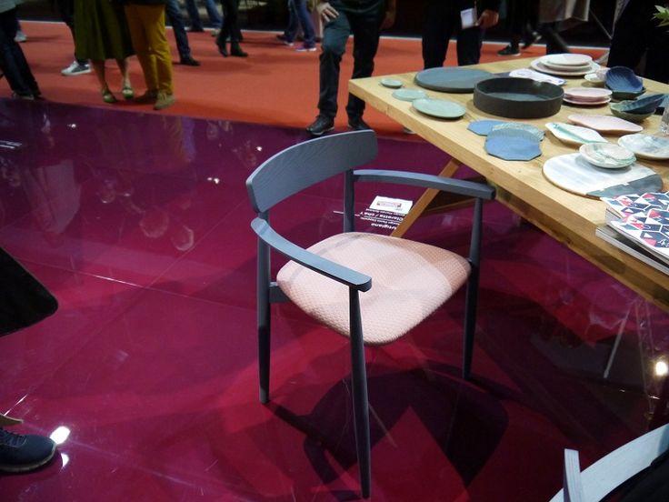 A little armchair by Miniforms design at Milan Design Week   http://www.malfattistore.it/en/2016/04/malfattistore-milan-design-week-2016/   #malfattistore #interiordesignonline #italiandesign #madeinitaly #modernfurniture #homedecor #armchair #chair #shoponline