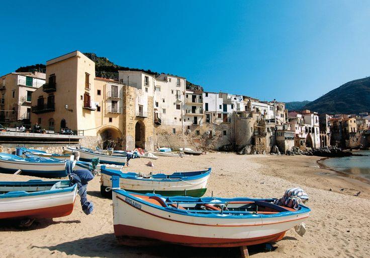 Cefalu (Sycylia), Włochy