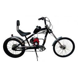 Bicicleta Motorizada Chopper 49cc 4 tempos