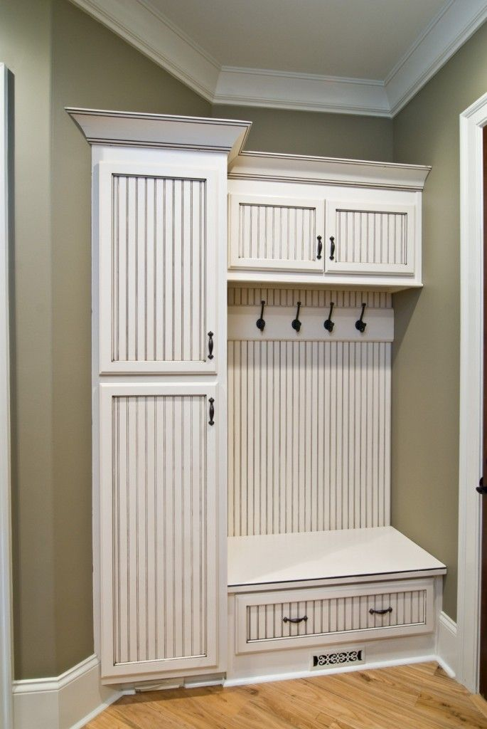 Small Mud Room Idea Hutch 685 1024 For The Home Pinterest Coat Hooks Mudroom