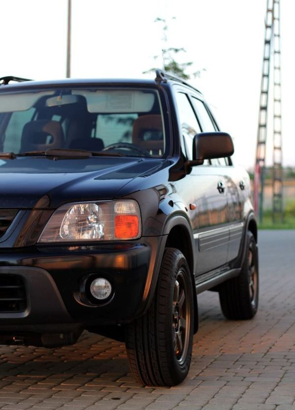black rd1 crv | driven. | Pinterest | Honda crv, Honda and Jdm