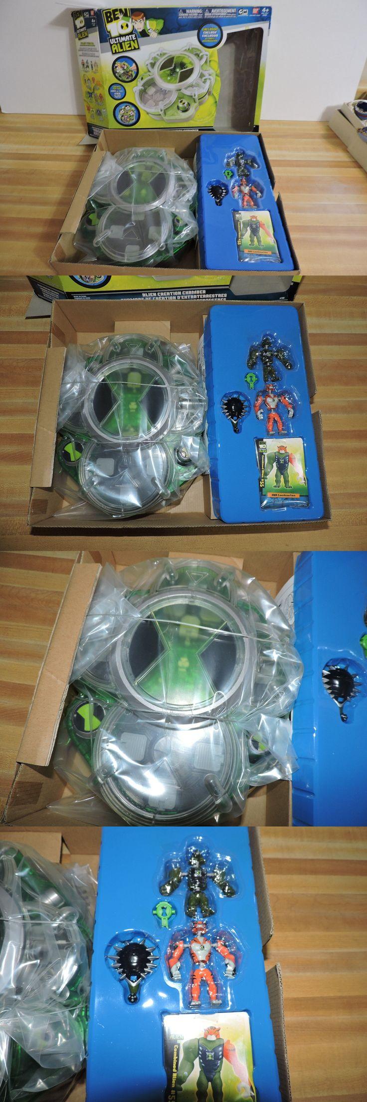 Ben 10 152906: Ben 10 Ultimate Alien Creation Chamber Nib 2010 Bandai -> BUY IT NOW ONLY: $32.99 on eBay!