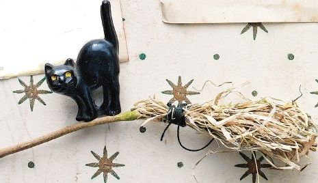 Black cats have had a bad press over the years what with their association with witches and bad luck. One superstition about them is that they may steal your secrets if you speak near them. National Black Cat Day aims...