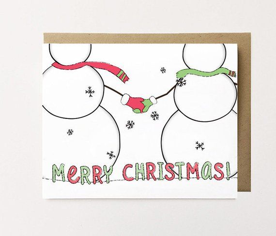 Christmas Love Card Cute Christmas Card For Boyfriend Cute