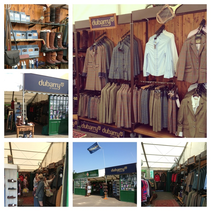 A brief look at our Selection of Dubarry at the South of England Show