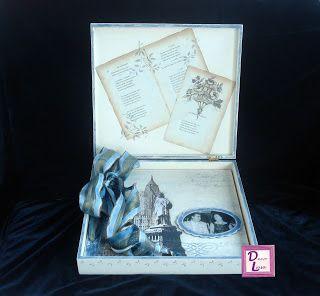 Album con su caja para guardarlo