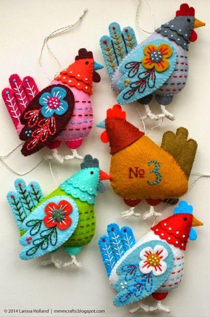 Crafty Hens