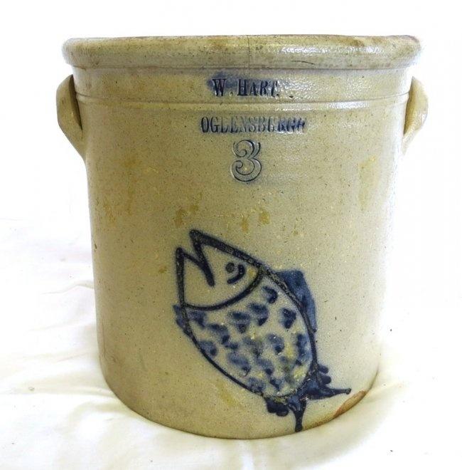 Stoneware Crock : Lot 47