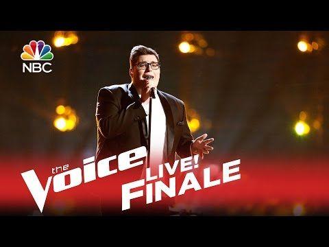 "The Voice 2015 Jordan Smith - Finale: ""Climb Every Mountain"" - YouTube"