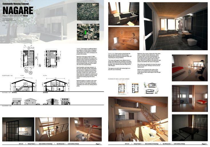 Furniture Design Presentation Board final presentation board layoutt-mann on deviantart | style