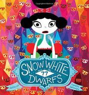 Snow White and the 77 dwarfs by Davide Cali Snow White is on the run from an evil witch when she comes across some dwarfs in the forest. They agree to take her in and keep her safe if she will help them with their chores. She soon realizes she's taking on a lot more than she bargained for.