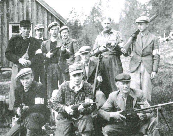 Resultado de imagen de Norwegian resistance images