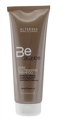 Pure Illuminating Shampoo biedt een milde reiniging die het volume en de glans van het haar herstelt. Deze sulfaatvrije en glans gevende shampoo is verrijkt met het Eco-gecertificeerde Active Shine Complex en Hydra Hair. De mix van deze werkzame ingrediënten laat het haar glanzen, gaat verkleuren tegen en heeft een anti-oxidatieve werking. Naast blond, geblondeerd of lichter geverfd haar is deze shampoo ook geschikt voor broos en poreus haar.