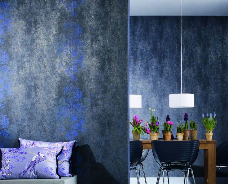 Sklep z tapetami: tapety do pokoju, sypialni, przedpokoju - tapeta Rasch | Centrum Tapet