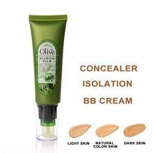 Nueva Caliente Súper BB Crema Para Blanquear Protector Solar Base de Maquillaje…