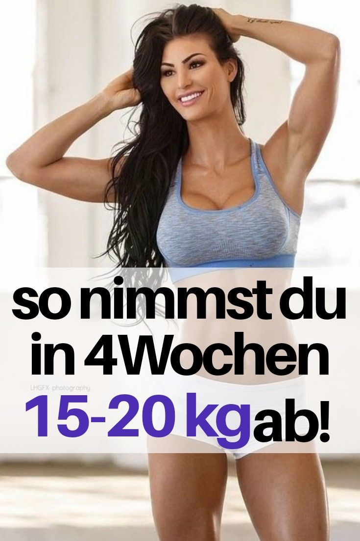 Wie man in 15 Tagen für Frauen Gewicht verliert