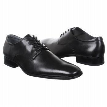Calvin Klein Gareth 2 Shoes (Black Leather) - Men's Shoes - M