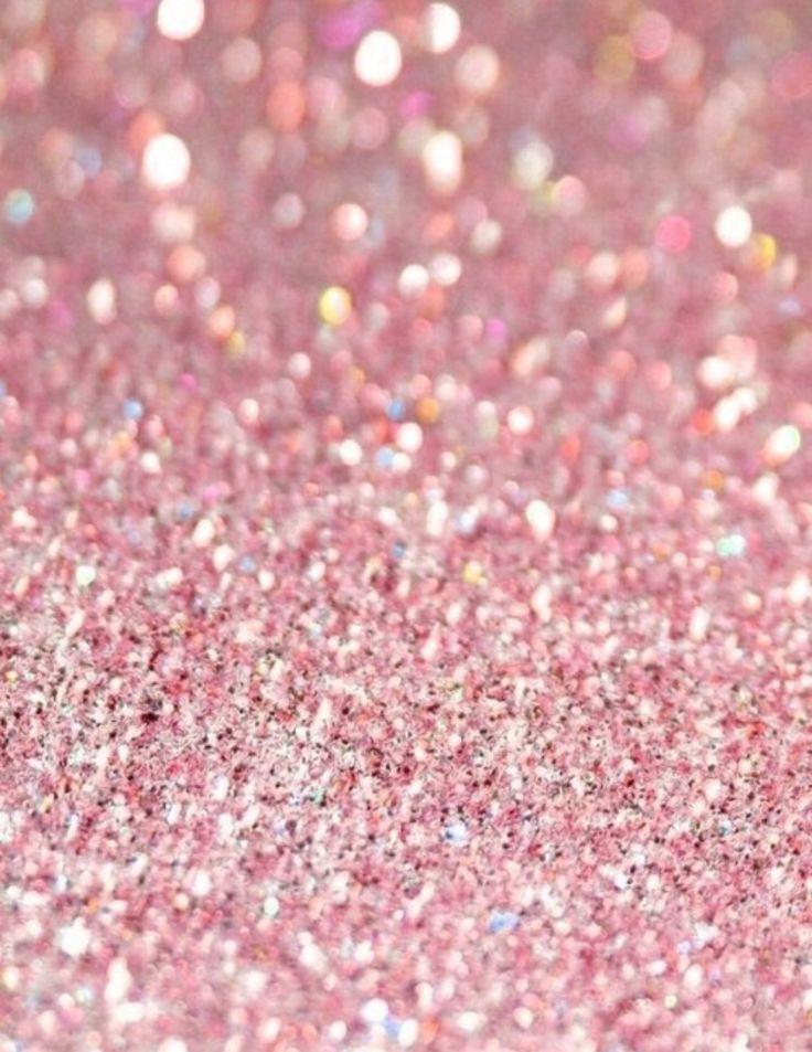 Pink Sparkling gems background